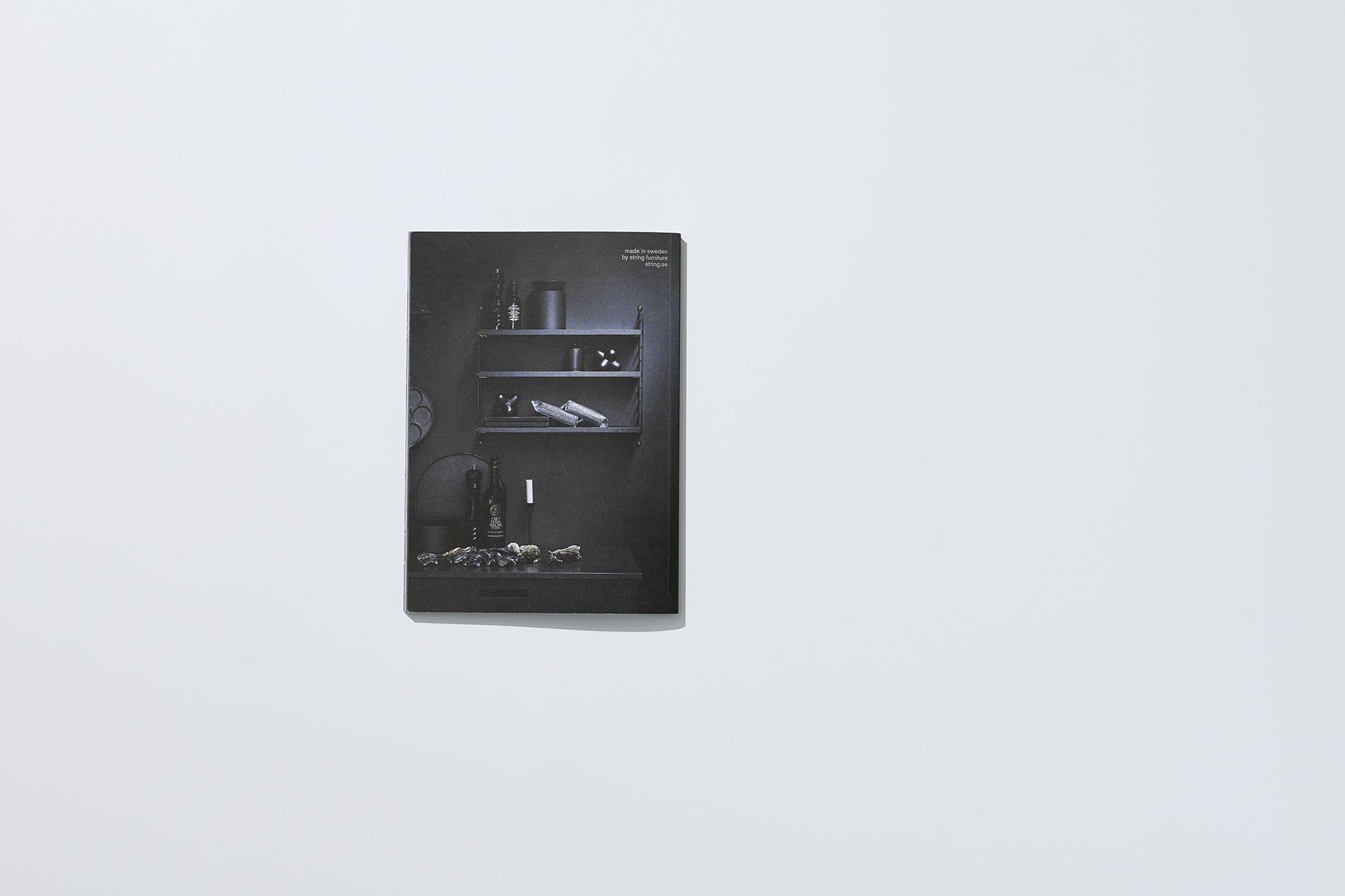 ÖPPET Art direction & Design for String Furniture