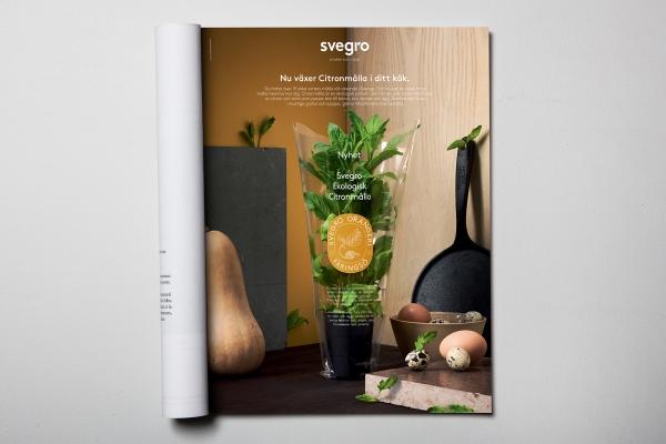 Svegro Vilda Smaker | Advertising by We are ÖPPET