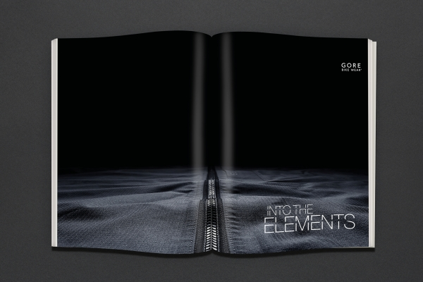 Gore Ads In to the elements   We are ÖPPET2