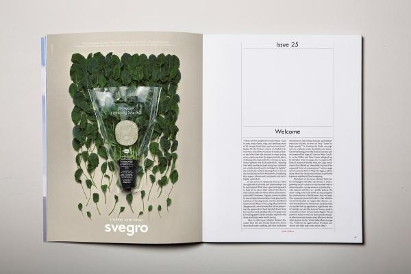 Svegro Primörblad | Advertising by We are ÖPPET