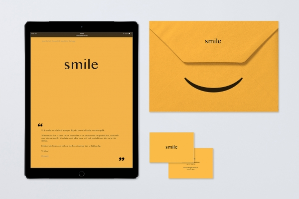 Smile Identity by We are ÖPPET