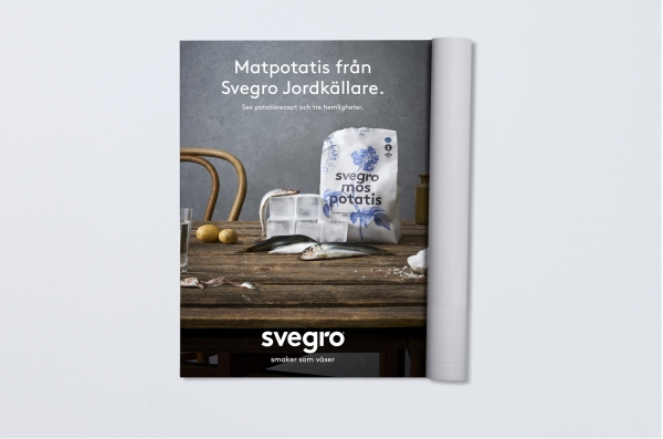 ÖPPET | Svegro Matpotatis Annons