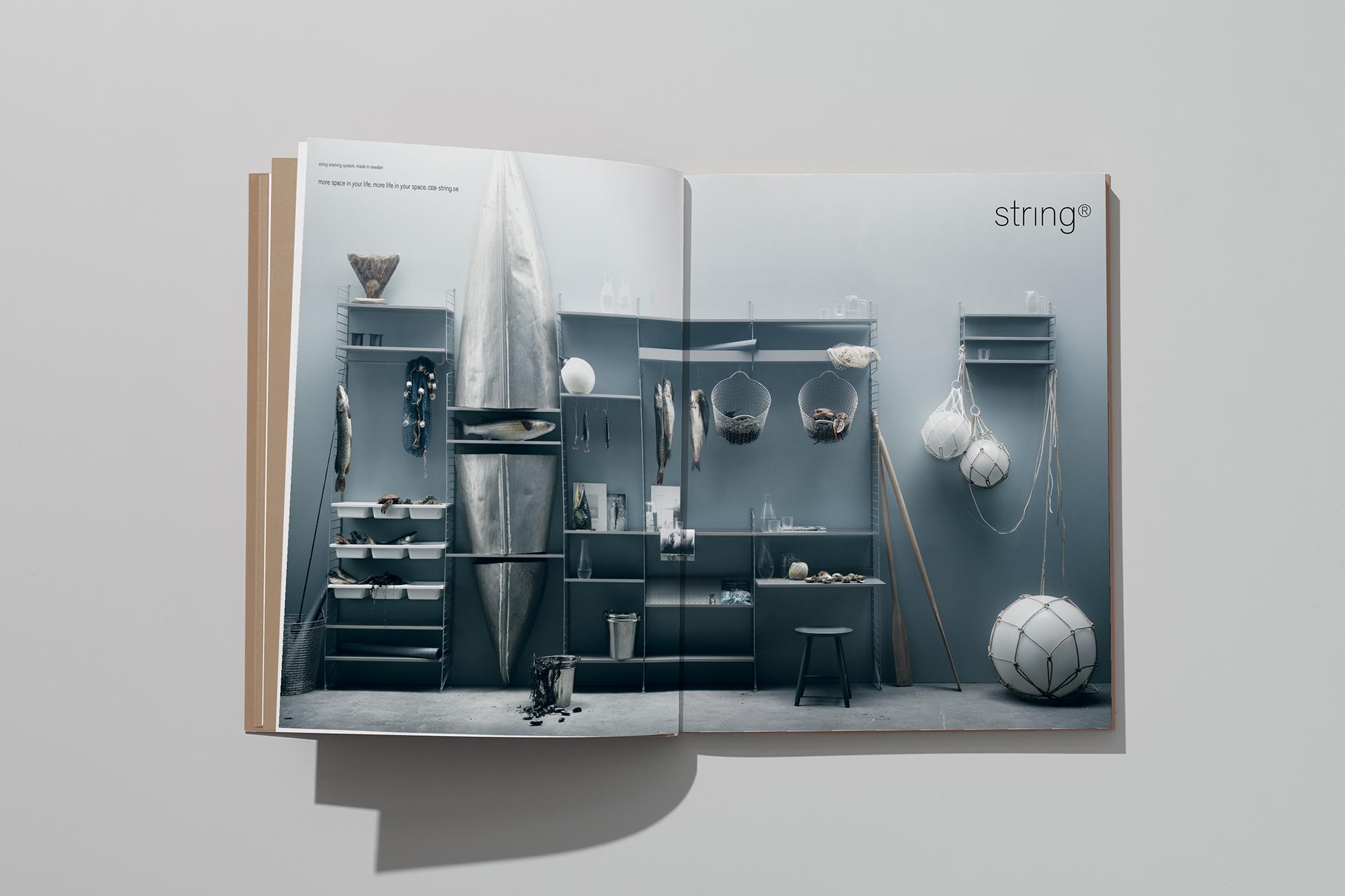 ÖPPET | String Ad 2018 Boat